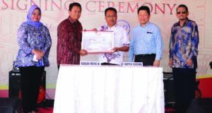 PT PP (Persero) Tbk Ditunjuk Oleh Megapolitan Developments  Untuk Membangun Galleria Kiosk Mall & Vivo Mall