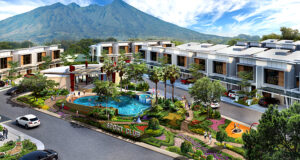 PT Megapolitan Developments Tbk Bidik Rp181 Miliar Dari Proyek Vivo Residence